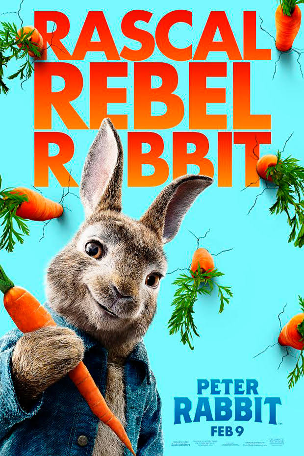 Peter Rabbit, 2018