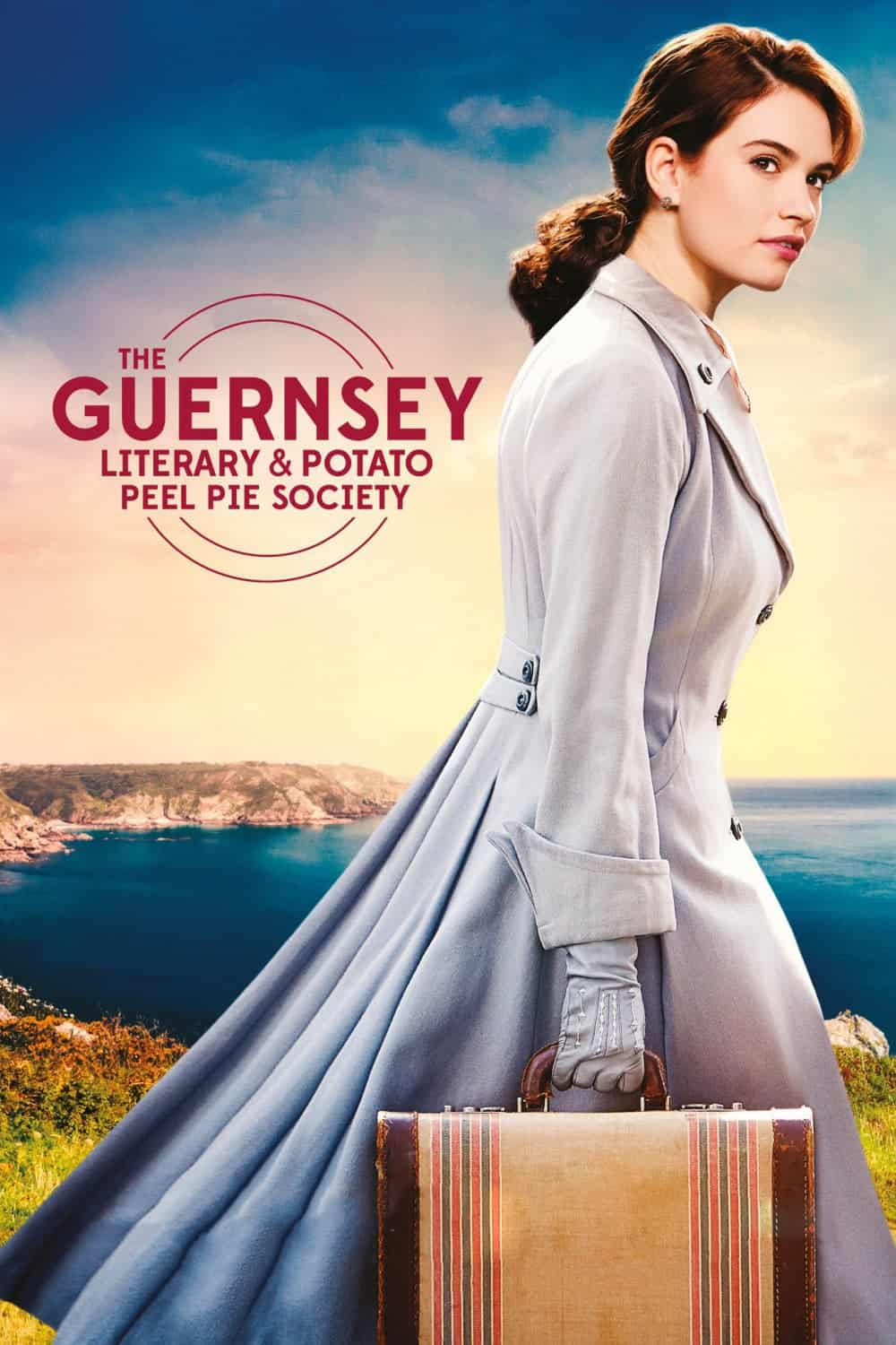 The Guernsey Literary and Potato Peel Pie Society, 2018