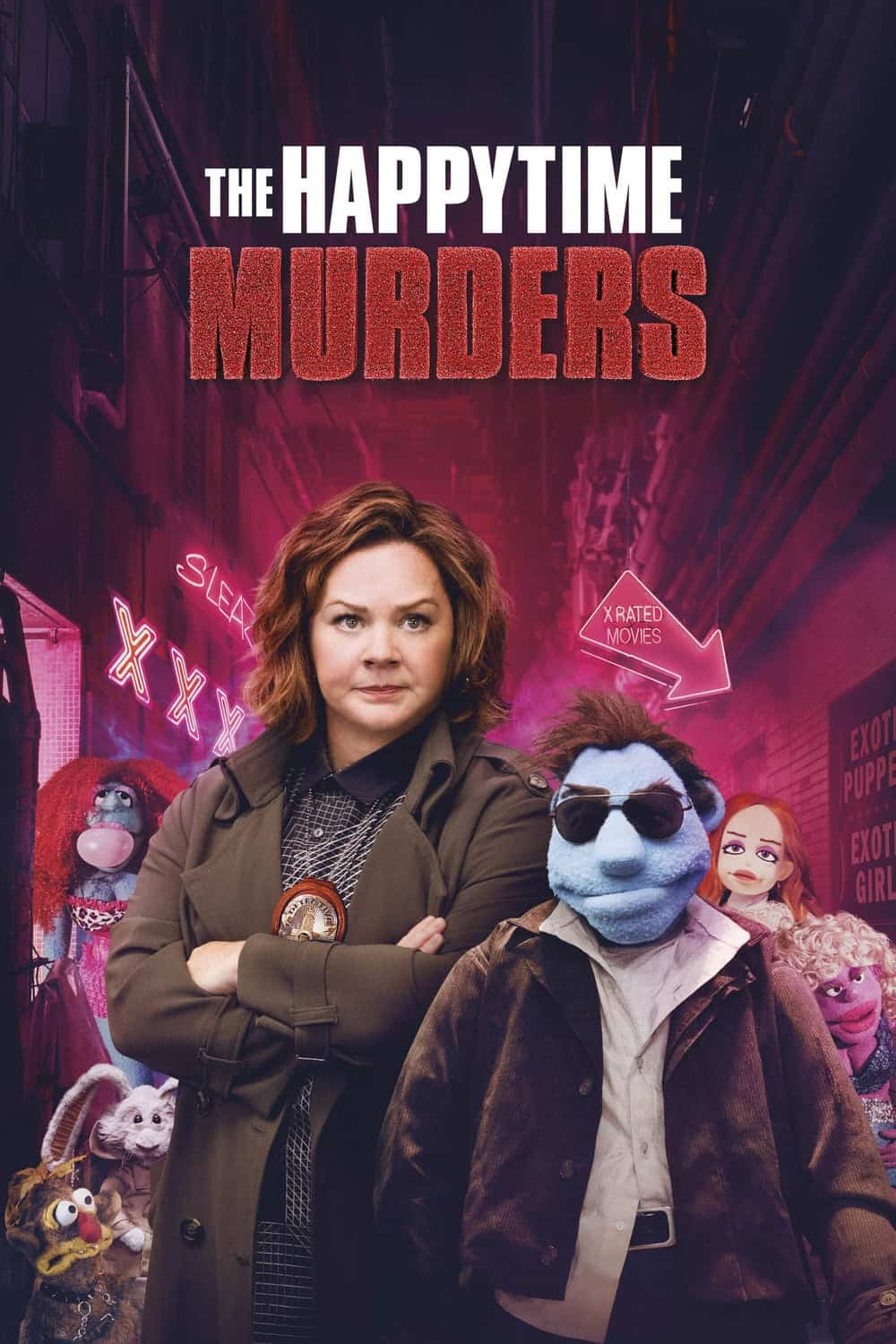 The Happytime Murders, 2018