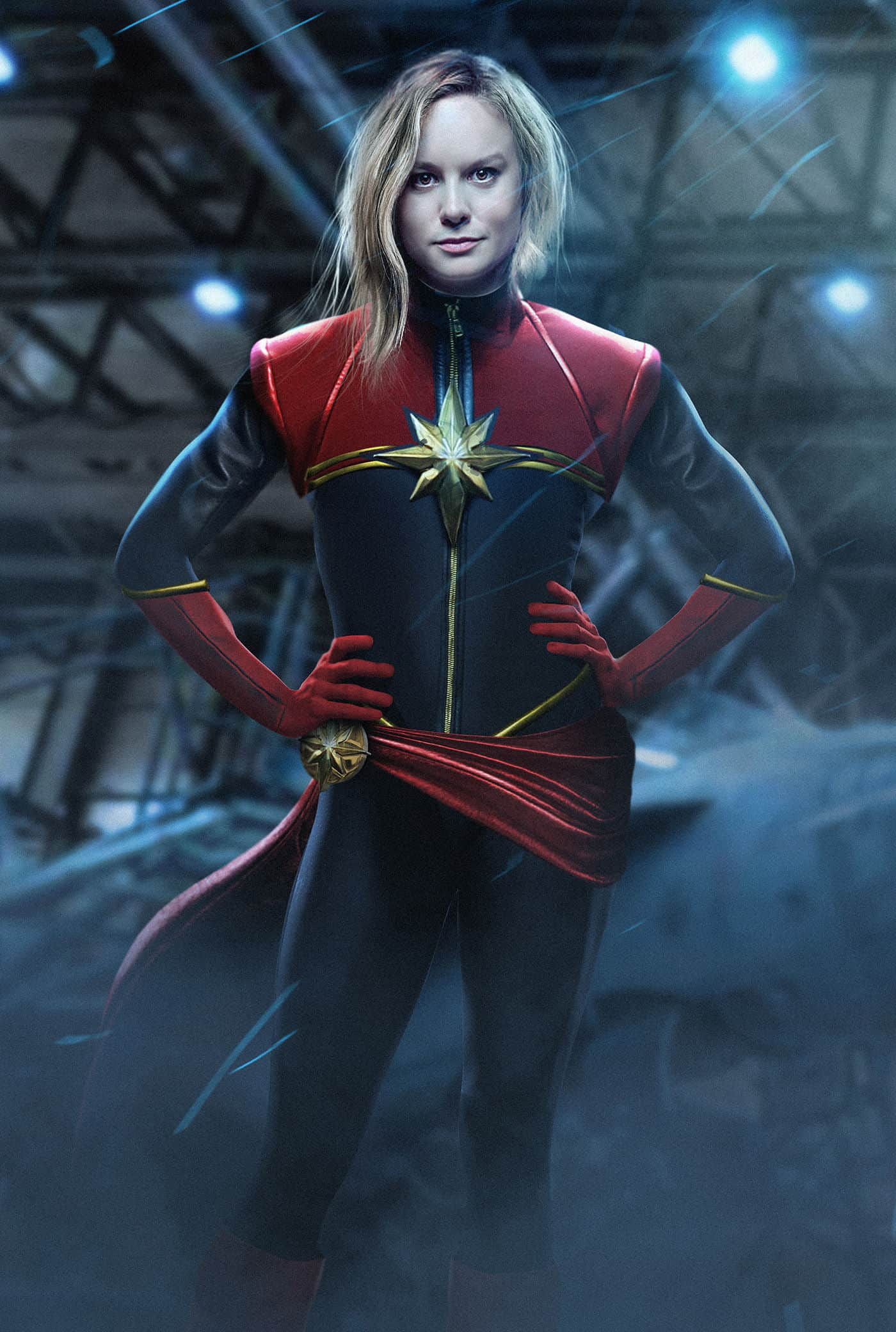 Captain Marvel, 2019