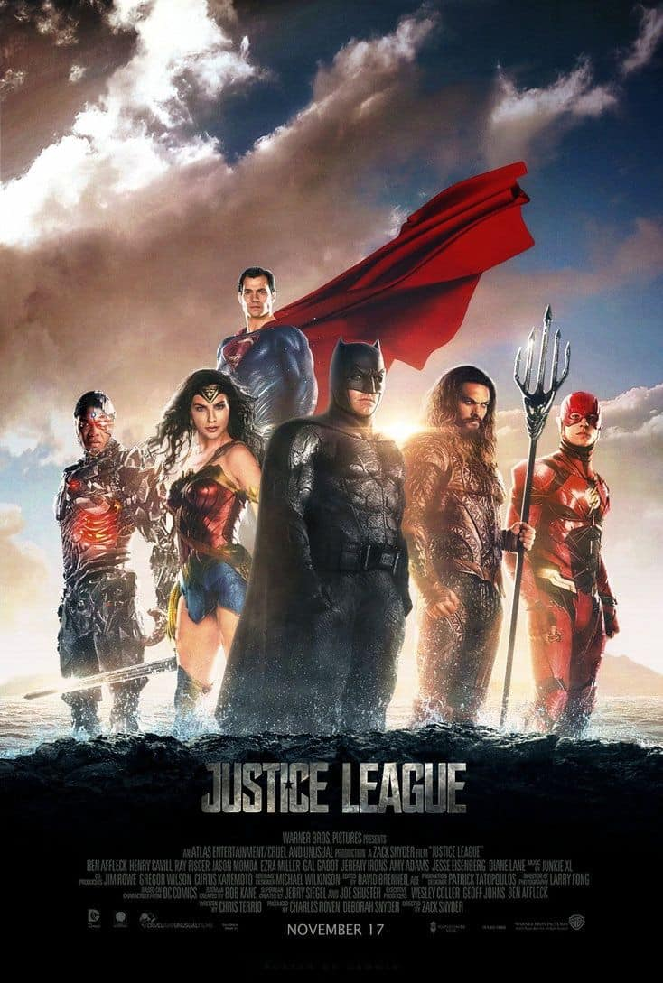 Justice League Part Two, 2019