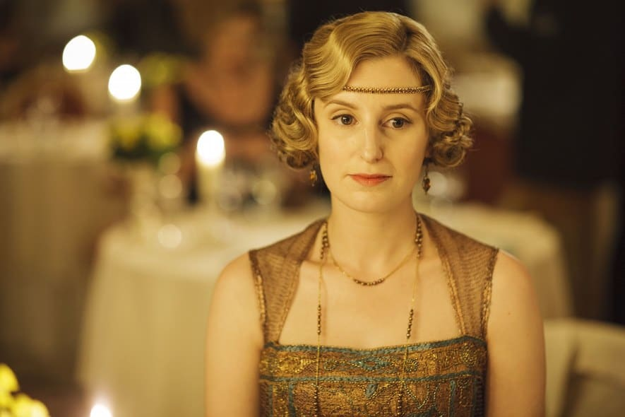 Downton Abbeys Laura Carmichael
