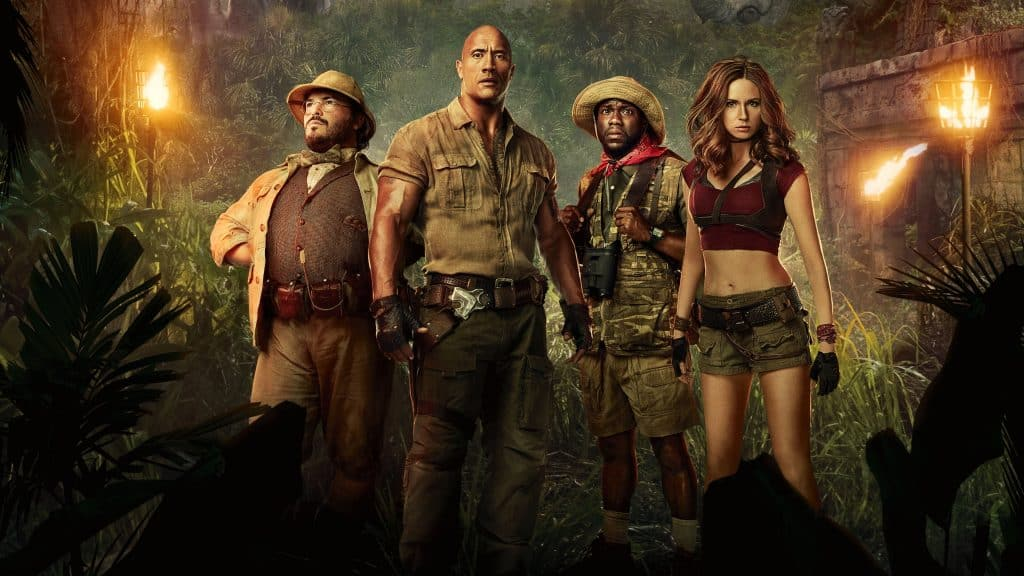 "Jumanji ""Welcome To The Jungle"" Review"
