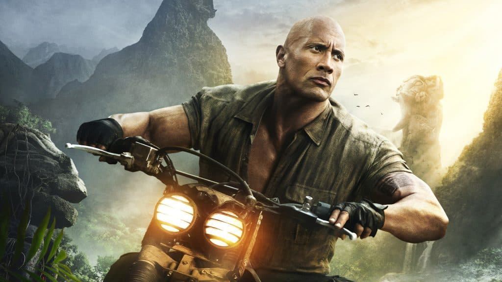 Jumanji Welcome To The Jungle Movie Review