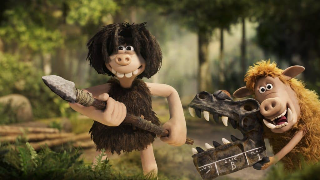 Early Man Movie Review