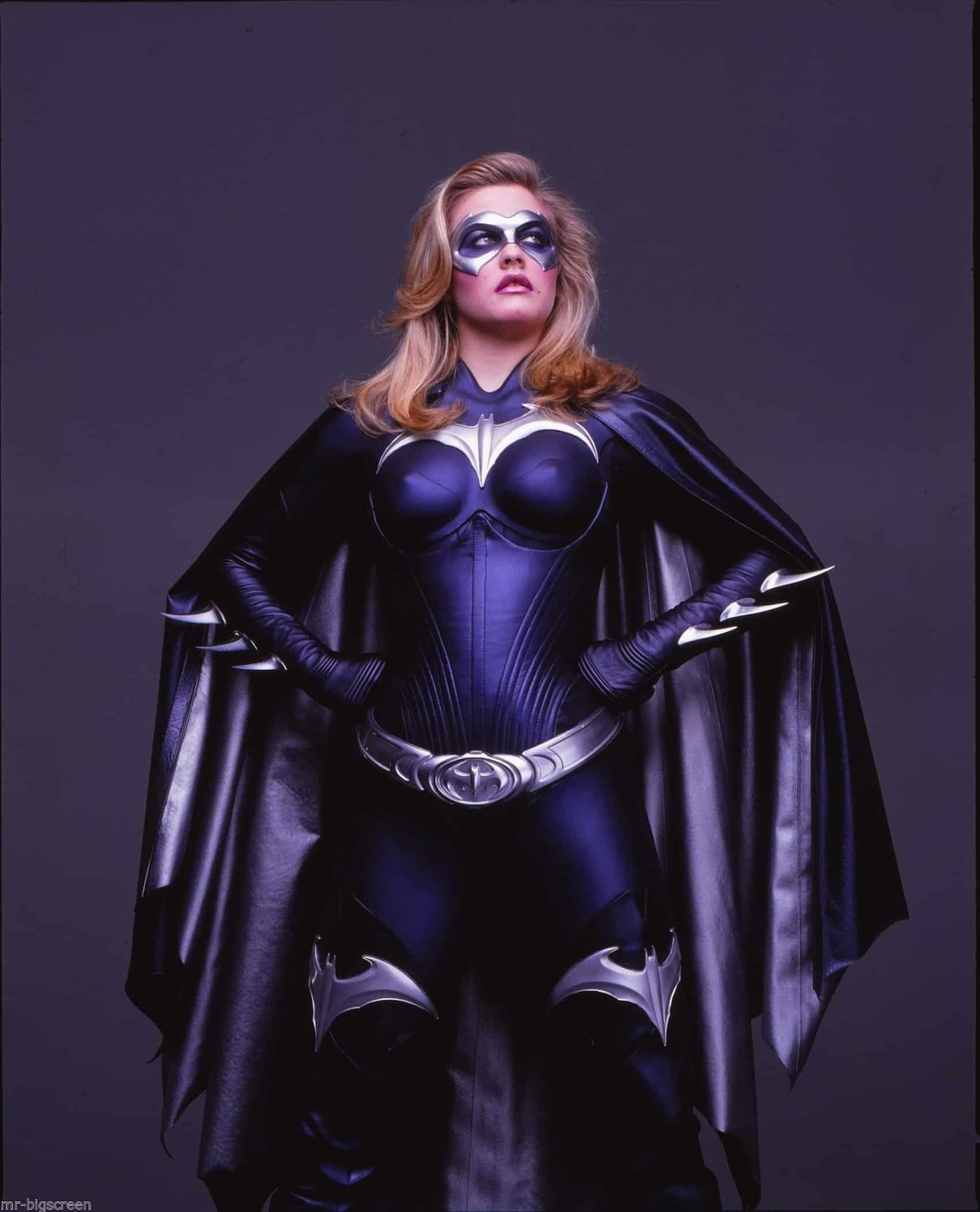 7. Alicia Silverstone In Batman & Robin