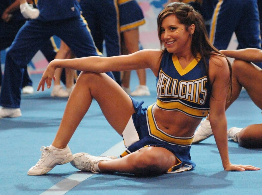Hottest Actresses Who Played as Cheerleaders