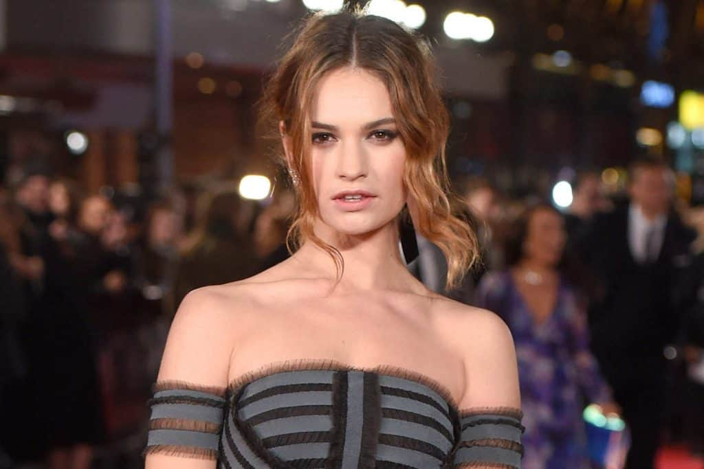 Best Lily James Movies and TV shows