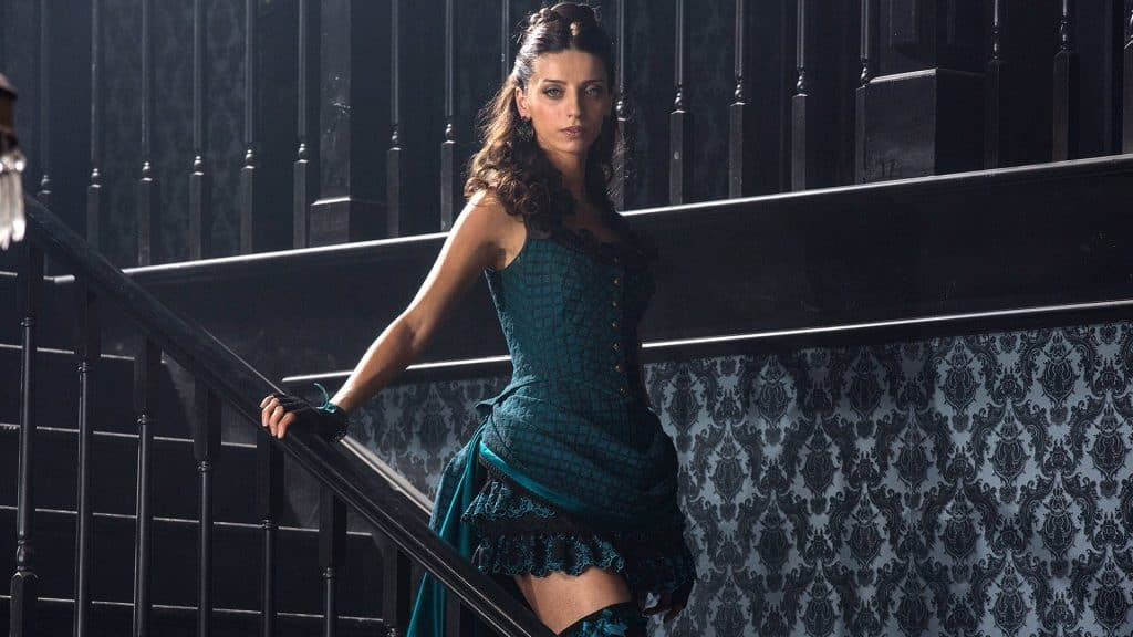 Best Angela Sarafyan Movies and TV shows