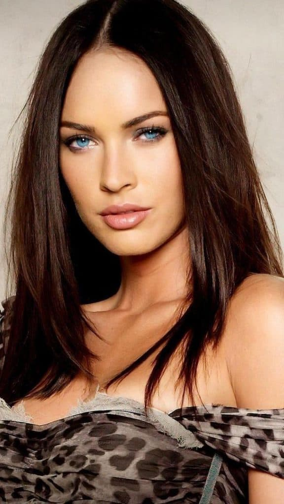 Beautiful Celebrities with Blue Eyes