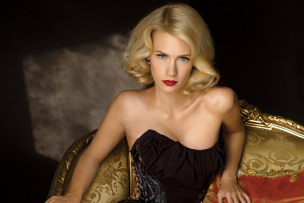 Best January Jones Movies and TV shows