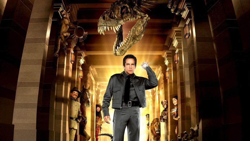 Night at the Museum Franchise