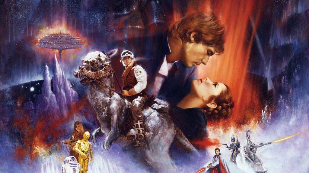 Star Wars Episode V: The Empire Strikes Back, 1980