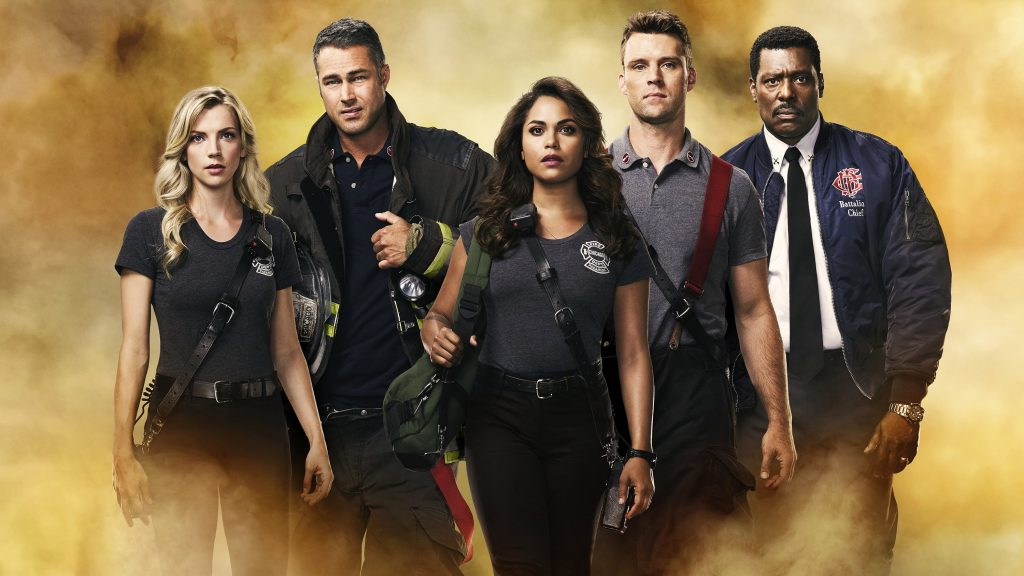 Chicago Fire, 2012