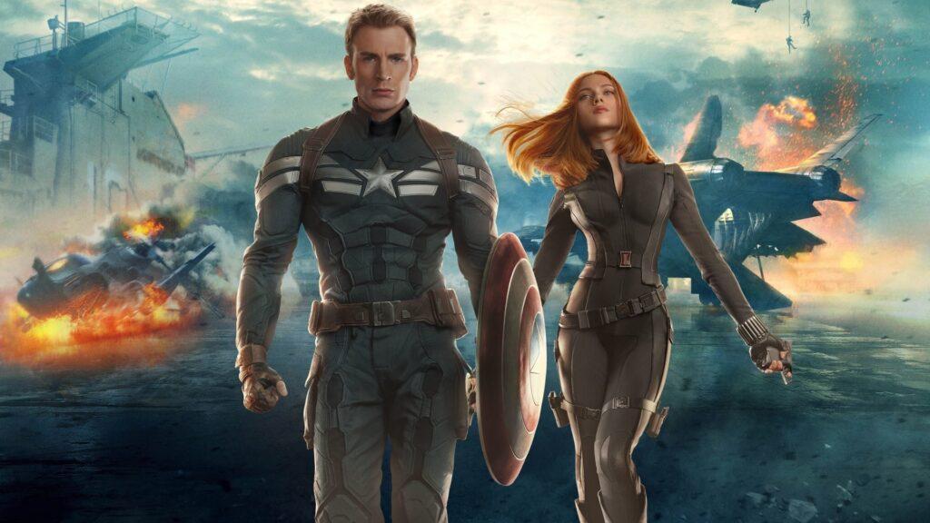 Captain America: The Winter Soldier, 2014