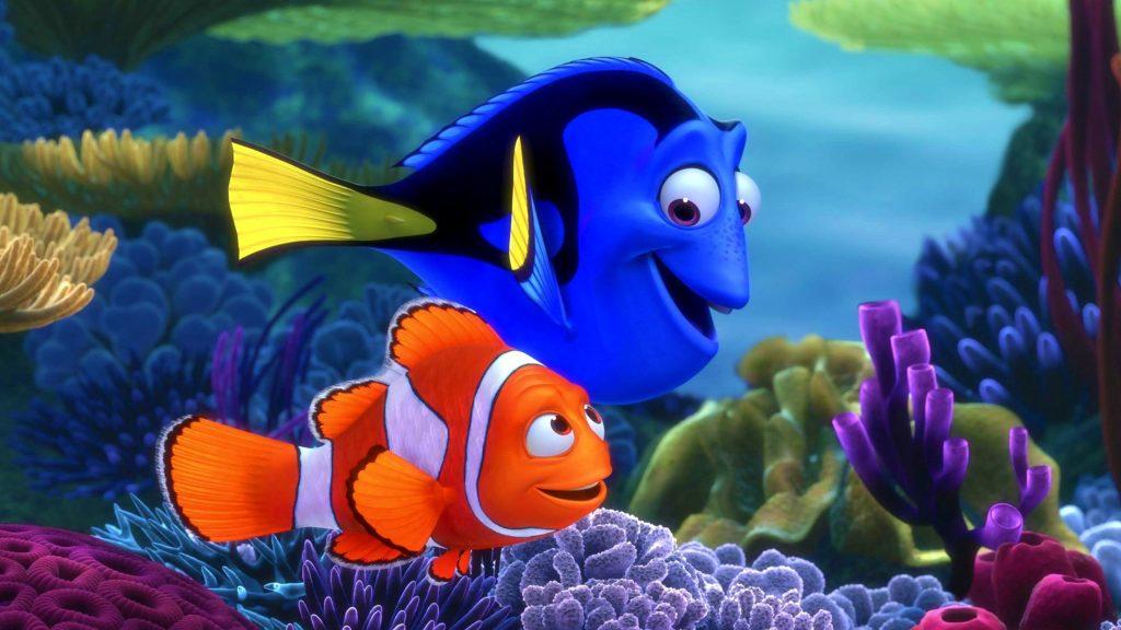 Finding Nemo, 2003