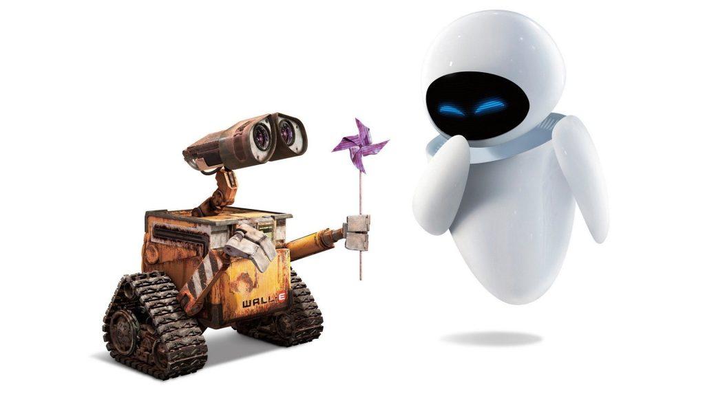 WALL-E, 2008